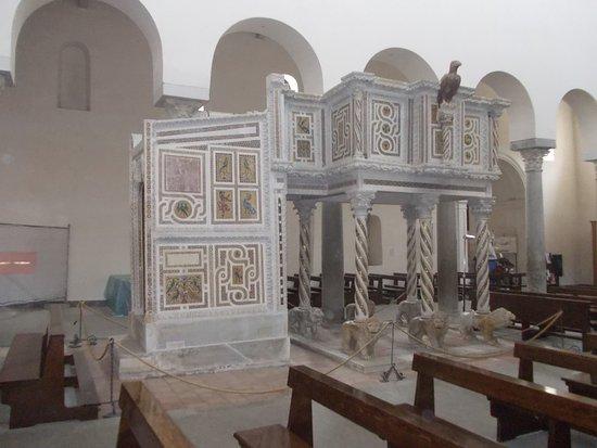 Duomo di Ravello: L'ambone