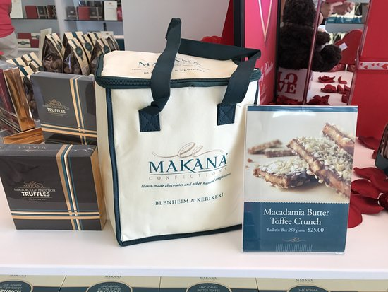 Kerikeri, New Zealand: Gift Selections