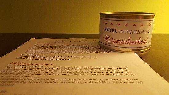Lorch, Deutschland: Hotel Im Schulhaus