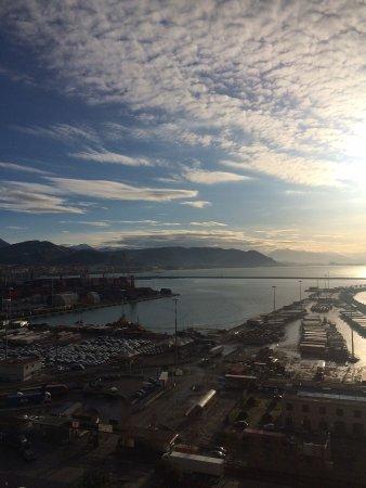 Lloyd's Baia Hotel: Morning view