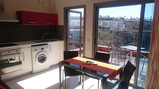 Las Villas de Amadores : Bra utrustat kök, modernt