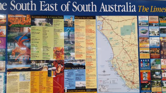 Tailem Bend, Australien: COOLABAH visitor information to the South East SA