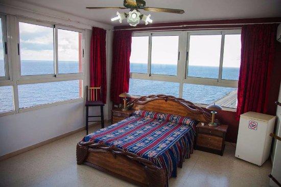 Casa Alejandro: Dormitorio con vistas