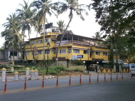 Campal Beach Resort Panjim Goa