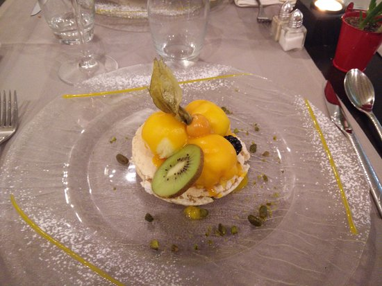 Avrille, Francia: Macaron passion