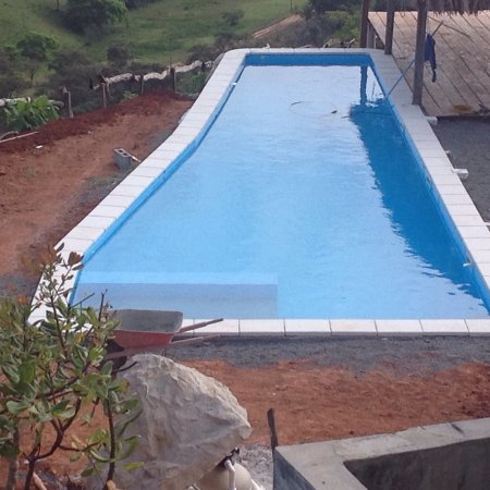 Torio, Panama: The new pool