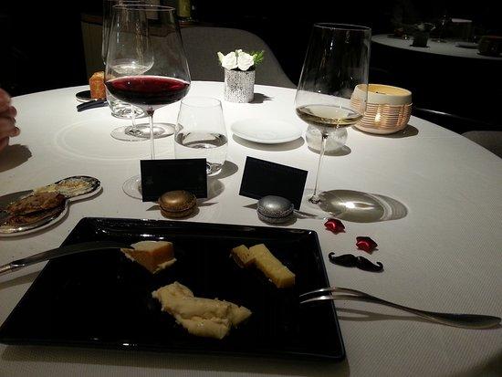 Restaurant christopher coutanceau nicolas brossard for Cuisine 3d la rochelle