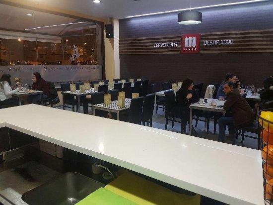 Tyche ourense restaurantbeoordelingen tripadvisor for Calle mateo de prado ourense