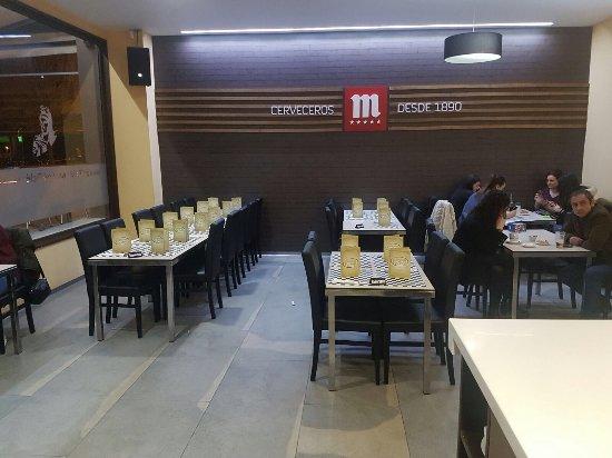 Tyche ourense coment rios de restaurantes tripadvisor for Calle mateo de prado ourense