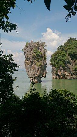 Phuket, Thaiföld: James Bond Island