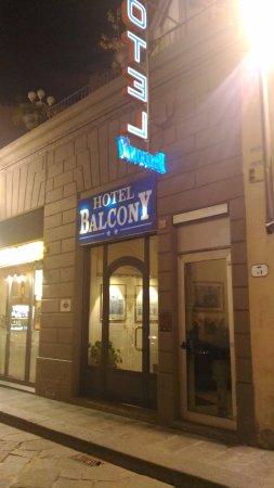 Foto de Hotel Balcony
