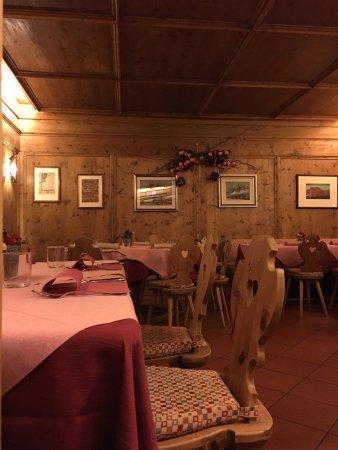 La Tavernetta: Interni