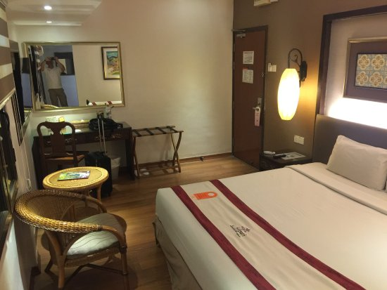Hotel Puri: Rooms are clean, spacious and comfortable. Lobby is lovely and nicely done. Ambiance is wonderfu