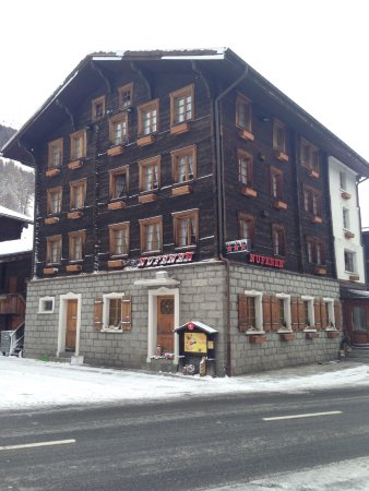Ulrichen, Switzerland: Lufenen hotel