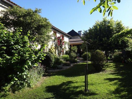 Tour-de-Faure, Frankrike: le jardin