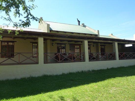 Ceres, Zuid-Afrika: Haus Taaibos