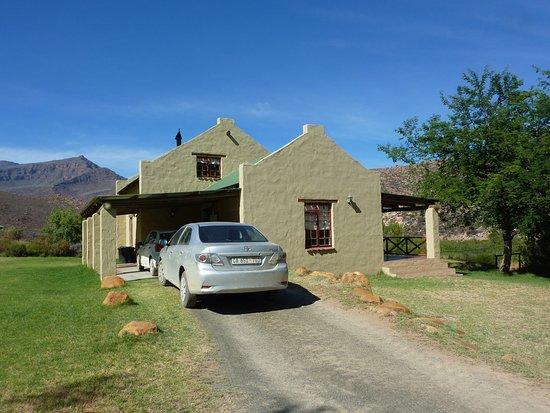 Ceres, جنوب أفريقيا: Haus Taaibos