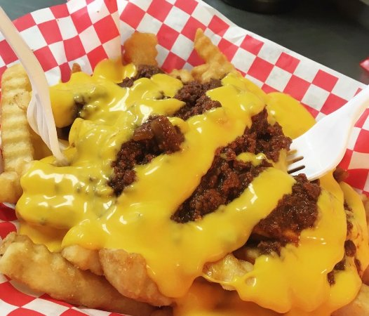 Hopewell Junction, Νέα Υόρκη: chili cheese fries
