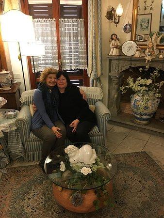 Casa Pontecorvi: Angoli di casa ponte corvi e la meravigliosa Clara