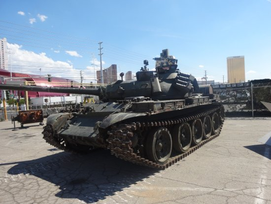 Battlefield Vegas: Tank