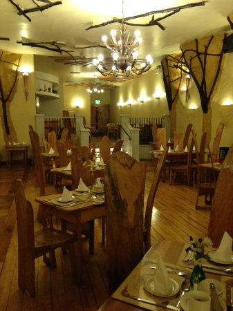 Kilford Arms Hotel: White Oak Restaurant