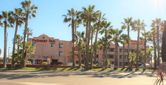 Chula Vista, CA: Palomar Inn