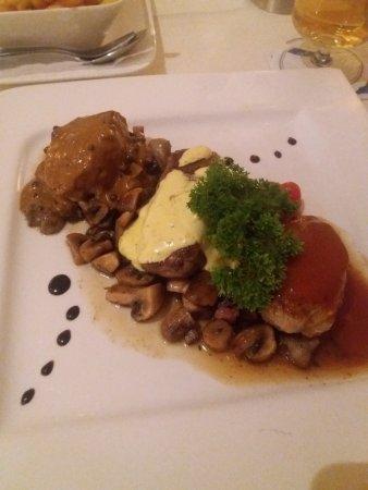 Balingen, Deutschland: good food