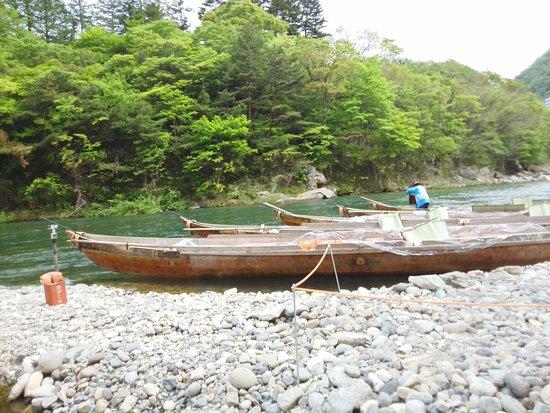 Kinugawa River Boat