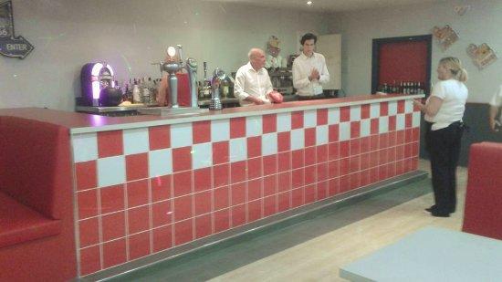 Mazarron, Spain: shortened Bar