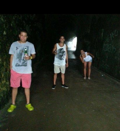 Tunel de Guajataca: Túnel