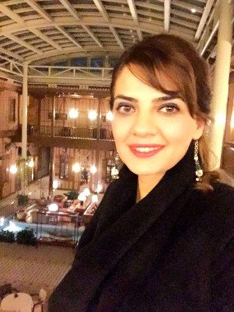 Divan Cukurhan: Bayıldık... Ankara'da konaklamak için seçilecek en güzel butik otel...  Rezervasyon aşamasında M