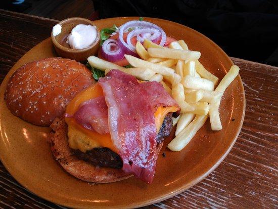 Restaurante foster 39 s hollywood en san sebasti n de los - Cocinas san sebastian de los reyes ...