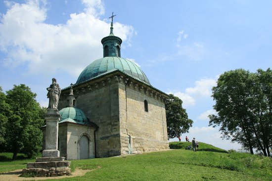 Pinczow, Poland: Kaplica św. Anny
