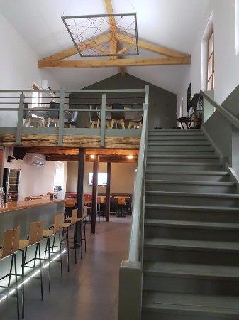 Cornebarrieu, فرنسا: Bar et salle