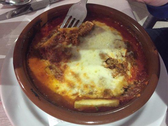 Roma: Lasagne