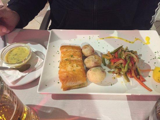 Roma: Laks med kanariske kartofler