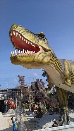 Don Hu Jurassic Garden Muar