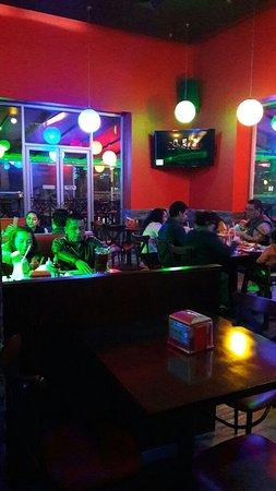 Metepec, เม็กซิโก: Que Rollo Sushi Bar