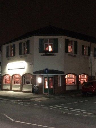 Eccles, UK: Leo's Restaurant
