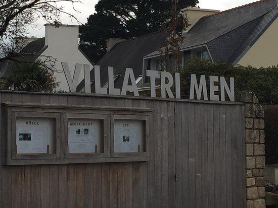 Combrit, Francja: Villa Tri Men