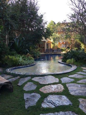 Casa Papaya Boutique Resort : Pool Entry