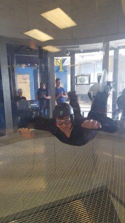 Raeford, NC: My son flying