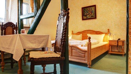 Walluf, Tyskland: Dreibettzimmer