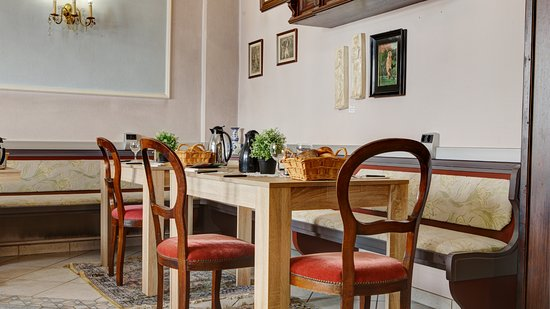 Walluf, Niemcy: Frühstücksraum