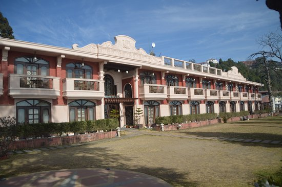 The Golden Palms Hotel And Spa Mussoorie