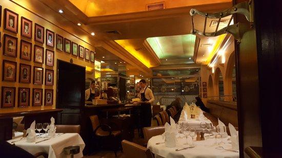 Brasserie du Grand Café de l'Opéra : Une des salles