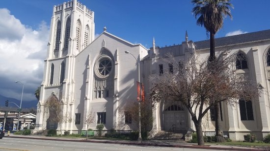 First Congregational Church of Pasadena