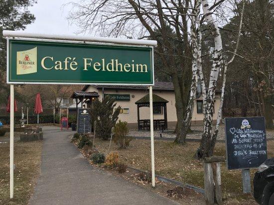 Muhlenbeck, Tyskland: Eine Überraschung. So ein kleines Restaurant. Der Name verschleiert, dass es hier eine sehr gute