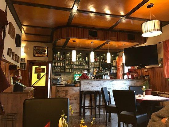 Muhlenbeck, Alemania: Eine Überraschung. So ein kleines Restaurant. Der Name verschleiert, dass es hier eine sehr gute