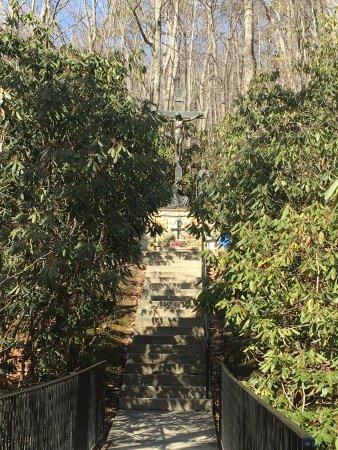Emmitsburg, MD: National Shrine Grotto of Lourdes